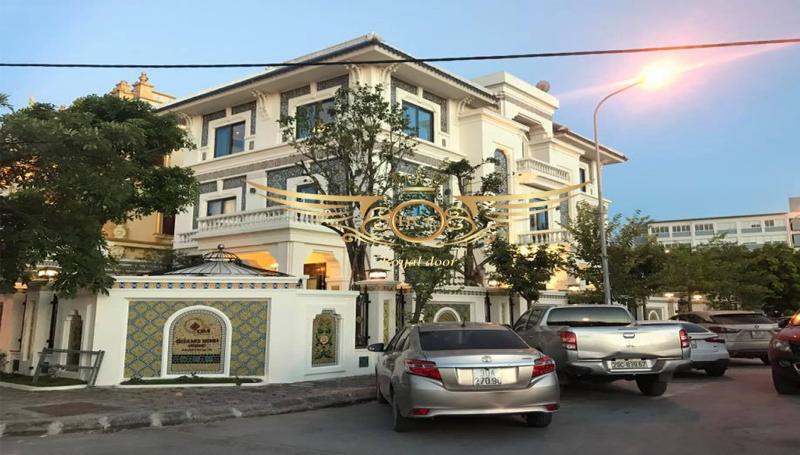 Lắp đặt cửa nhôm kính cao cấp tại Bát Tràng - Gia Lâm - Hà Nội